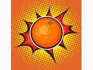 Новинки алмазной вышивки Апельсин