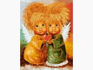 Ангелы и дети Солнечные купидончики