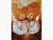 Ангелы и дети Девочки-милашки