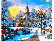 Пейзаж и природа Рождественское настроение. Доминик Дэвисон