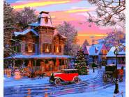 Новый год  Праздничный городок