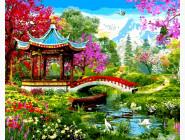 Пейзаж и природа Японский стиль. Доминик Дэвисон