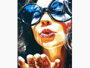 Портреты, люди на картинах по номерам Загадывая желание