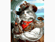Коты и собаки Капитан-кот