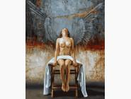 Портреты, люди на картинах по номерам Женская эротика