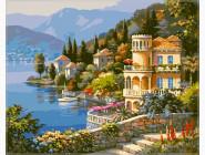 Цветущее побережье