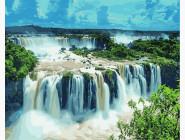 Водопад Игуасу Бразилия
