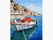 Лазурные воды Греции