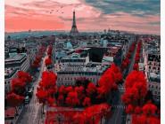 Алые краски Парижа