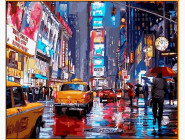 Таймс-сквер. Нью-Йорк