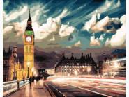 Сумерки над Лондоном