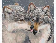 Животные: картины без коробки Нежные чувства