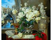 Венецианские розы