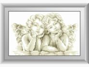 Дети, материнство Два ангелочка