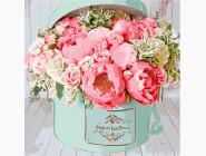 Цветы, натюрморты, букеты Коробочка счастья
