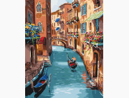 картина по номерам Солнечная Венеция