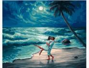 Свидание на берегу океана