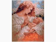 Дети, ангелочки, феи: картины без коробки Радость материнства