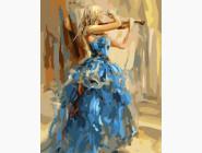 Девушка со скрипкой