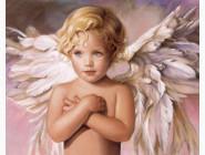 Дети, материнство Голубоглазый ангел