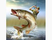 Рыбалка и охота Трофейная щука
