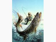 Рыбалка и охота Большая щука