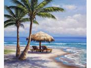 Морские пейзажи Райский остров