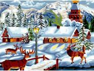 Рождественские олени