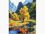 Пейзаж и природа Осень в горах