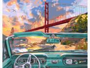 Вид на мост Золотые ворота