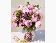 Цветы, натюрморты, букеты Чудесный аромат пионов