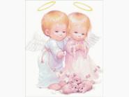 Новинки алмазной вышивки Ангелочки