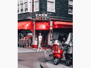 Кафе в Амстердаме