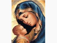 Иконы и религия: картины без коробки Матерь Божья