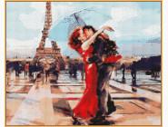 Алмазная вышивка Babylon Париж - город влюбленных (ST1431, На подрамнике)