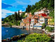 Италия Озеро Комо