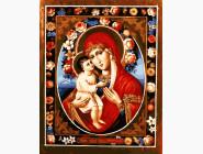 Иконы и религия: картины без коробки Феодотьевская икона Божией Матери