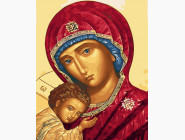 Иконы и религия: картины без коробки Богоматерь