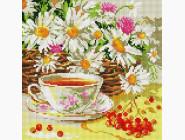 Кофе, чай, чашки Ромашковый чай