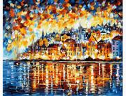 Яркие огни города