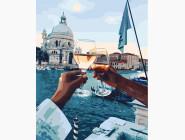 PGX21611 Картина раскраска Романтика Венеции Brushme Premium