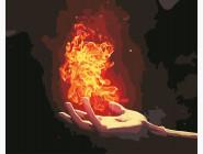 Пламя в ладони