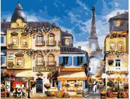В центре Парижа