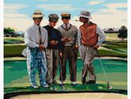 Партия в гольф