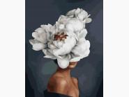 Портреты и знаменитости: раскраски без коробки Цветы во мне