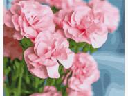 Букеты и натюрморты: картины без коробки Розовая камелия