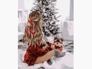 Новогодние раскраски В ожидании чуда
