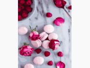 Макаруны и розы