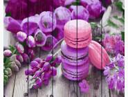 Сиреневые сладости