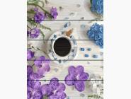 Цветочный кофе-брейк